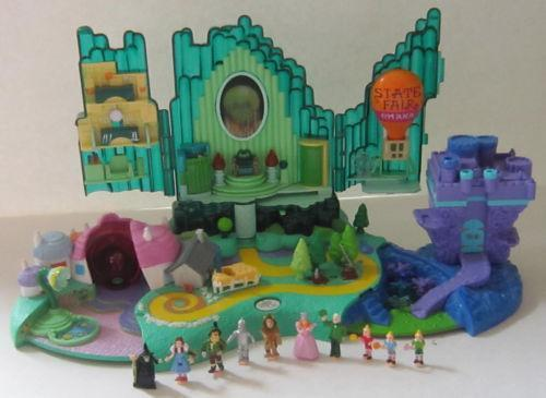 wizard of oz playset