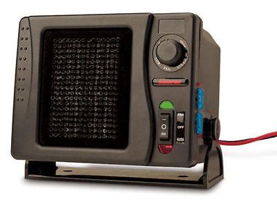Roadpro Rpsl-681 12 Volt Car Heater W/ Fan 12v