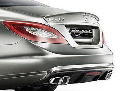 Mercedes Benz CLS 218 Heck Spoiler Rear Spoiler Trunk Lid AMG-Look Mit Gutachten