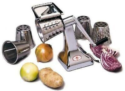 Health Craft Kitchen Machine Rotary FOOD CUTTER - Single Base- Brand NEW