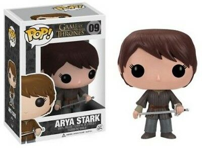 Game Of Thrones   Arya Stark Funko Pop  Television Toy