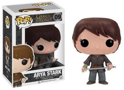 Game Of Thrones   Arya Stark Funko Pop  Television Toy