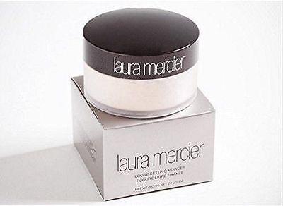 Laura Mercier Loose Setting Face Powder MAKEUP Translucent 1oz Brand New #01