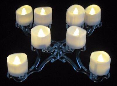Candle Holder LED Laser Cut Acrylic for sale  Guyton