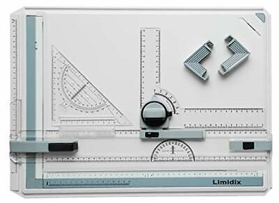 Limidix - Tablero de Dibujo DIN A3 – Mesa de Dibujo Profesional...