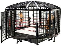 WWE Elimination Chamber and Ring