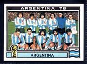 Panini Argentina 78