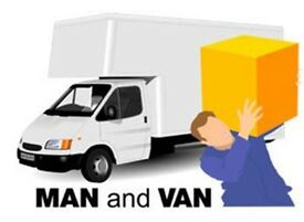 Man and van services/removals