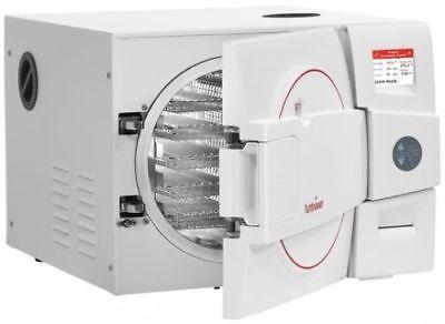 Tuttnauer Ez11plus Fully Automatic Autoclave Sterilizer 11 X 19.8 Chamber Size