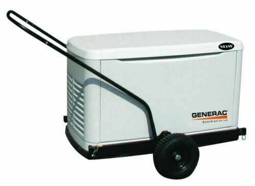 Generac 5685 - Air-Cooled Standby Generator Transport Cart P-10