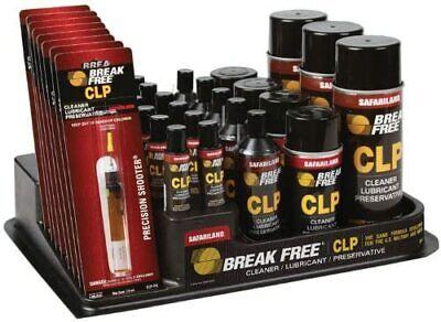 Break Free Clp Retail Shop Store Gunshow Table Display Empty Dp-7 190