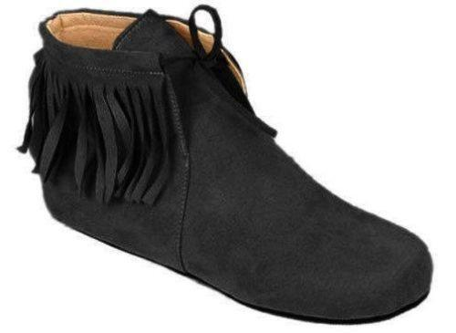 Mens Short Moccasin Driving Shoes