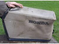 honda izy 18 inch grass box wanted