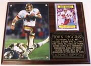Redskins Plaque