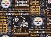 Steelers Fabric