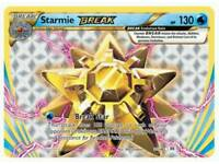Ultra rare Starmie break pokemon card original