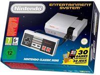 Nintendo Classic Mini NEW!!! First come first serve!