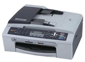 Brother MFC-240c MFC-240C Color Inkjet All-in-One Printer W/ Fax