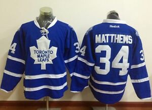 Auston Matthews Replica Home Jersey - Medium