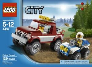 Lego 4437 - Police Pursuit - City