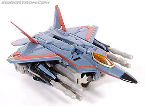Transformers Movie Voyager Class Thundercracker - Loose