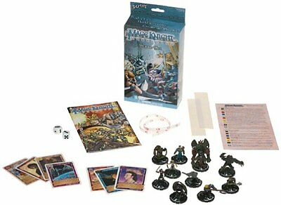 "MAGE KNIGHT REBELLION STARTER SET ""WIZKIDS COLLECTIBLE GAME FACTORY SEALED"""