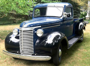 Parts for 40 Chev pickup wanted