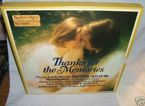 Reader's Digest Box Set LP