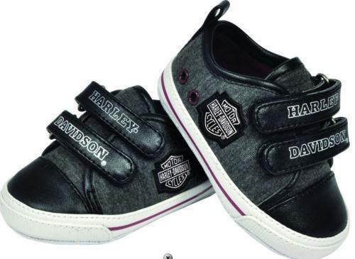 Harley Davidson Baby Shoes Ebay