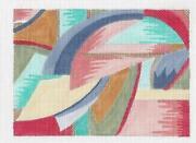 Abstract Needlepoint
