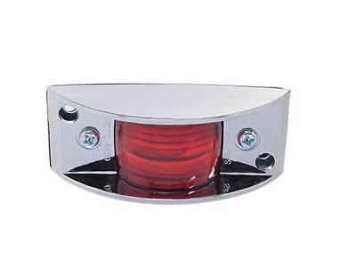 Grote (46892) Chrome-Armored Clearance Marker Lights
