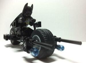 how to make a good lego boat for batman
