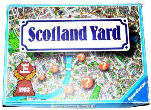 scotland yard spiele g nstig online kaufen bei ebay. Black Bedroom Furniture Sets. Home Design Ideas
