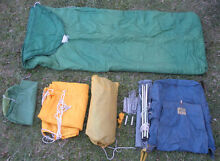 2 x Man Tent and Sleeping Bag $50 Albion Brisbane North East Preview