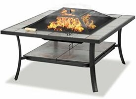 Fire Pit Table for the Garden