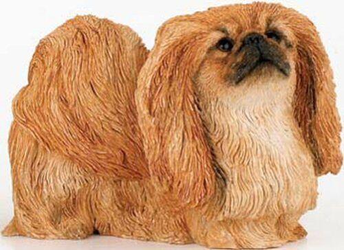 Country Artists Pekingese Dog Figurine #04448 NIB