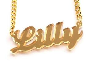 Personalised-gold-mirror-name-necklace-any-name-unique-and-customisable