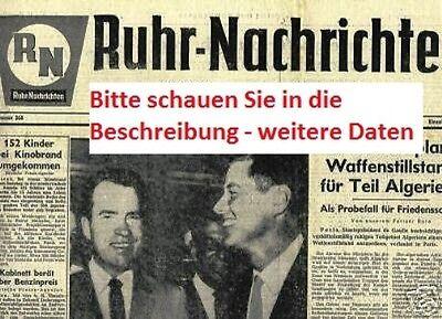 1960 61 63 64 69 - 1971 GeburtstagsZeitung Zeitung zum /vom Geburtstag Geschenk