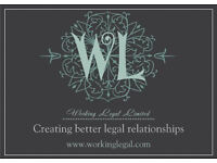 Working Legal Limited - Creating better legal relationships.
