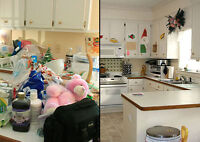 HOARDING CLEANING AND ORGANIZING SERVICES