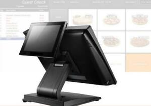 POS For RESTAURANT, BAR, PIZZA, BAKERY, CAFE & FAST FOOD TAKEOUT!