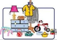 Garage Sale - moving sale and multi-family sale