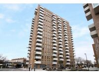 Spacious 3 bedroom 2 bathroom flat, furnished with balcony in IVY POINT, BROMLEY-BY-BOW, LONDON