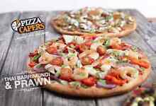 Gold Coast Palm Beach Pizza capers for sale Palm Beach Gold Coast South Preview