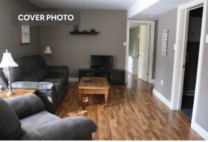 Large one bedroom furnished apartment