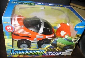 Morphibians - Remote Control Vehicle - NEW
