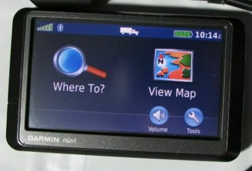 "Garmin nuvi 465 4.3"" TRUCK GPS  with full North America 2021 map"