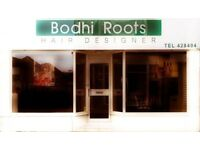 Bodhi Roots Contemporary Hair Salon has a chair available to rent