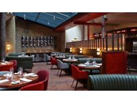 Chef de Partie for busy modem European restaurant in shoreditch, experience necessary