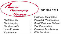 ADVANCE BOOKKEEPING SOLUTIONS